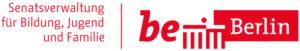 Logo Senatsverwaltung für Bildung, Jugend und Wissenschaft